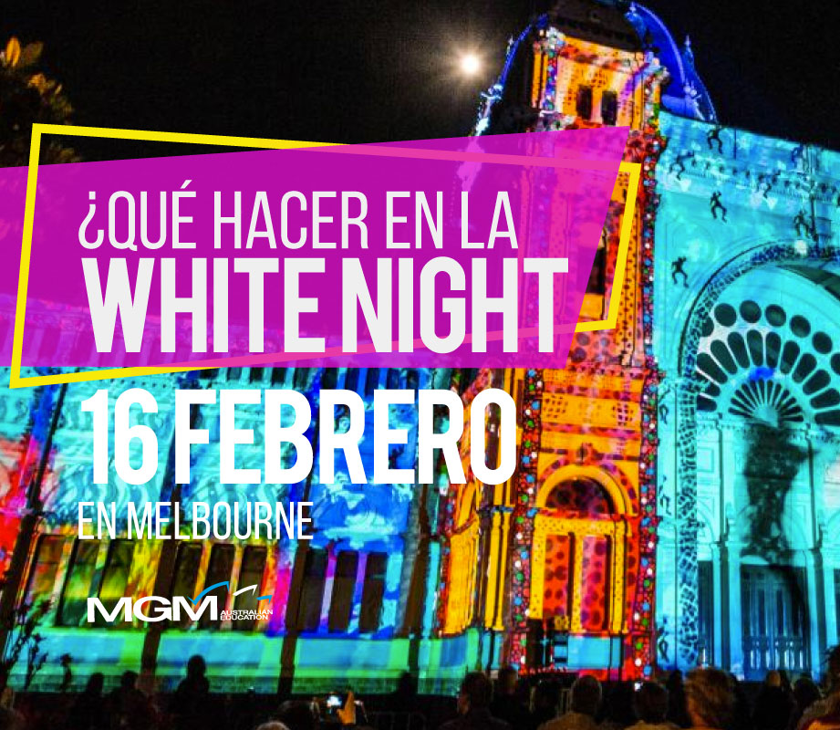 Prográmate en la White Night