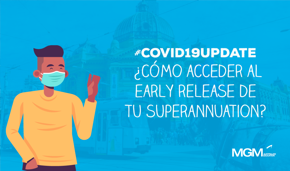 Todo sobre el early release de tu Superannuation